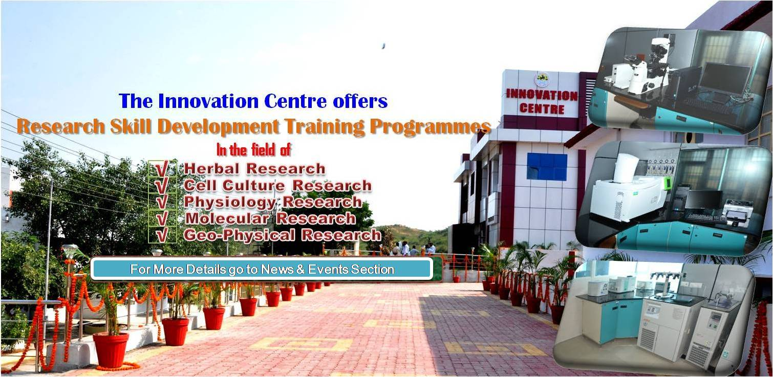 INNOVATION TRAINING SCHEDULE